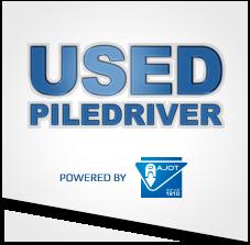 Usedpiledriver